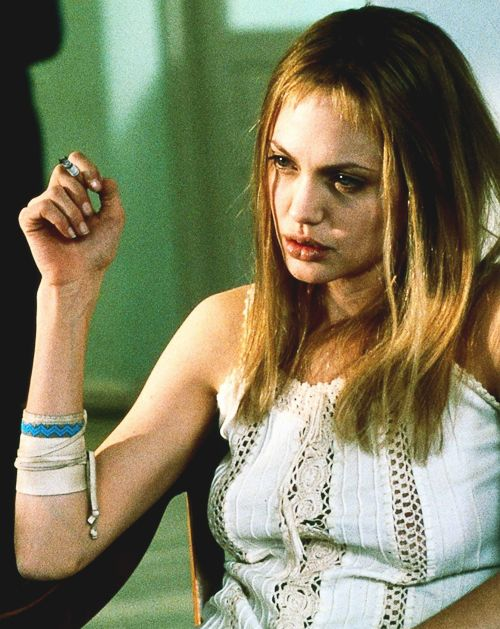 Angelina Jolie, Girl, Interrupted