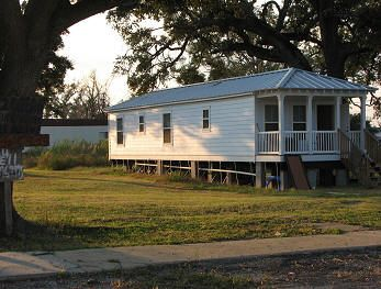 Biloxi council approves permanent placement of mississippi for Katrina cottages for sale in mississippi