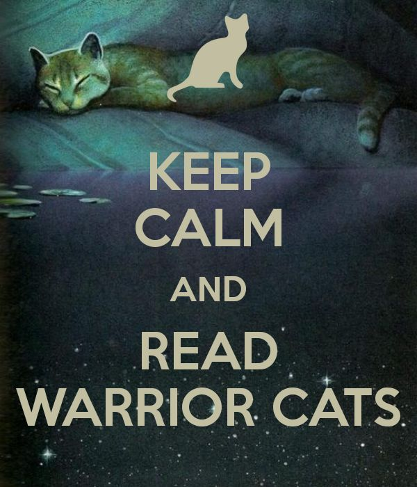 Warrior cat series by Erin Hunter. Leafpool is pictured.  Can't wait for the First Battle!