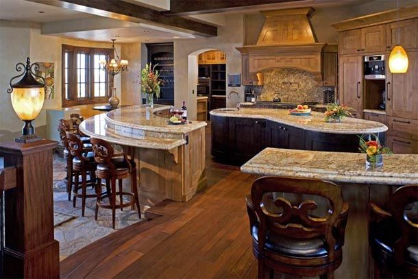 Perfect Kitchen: Nice Kitchens, Dream Homes, Dream House, Rustic Kitchens, Awesome Kitchens, Perfect Kitchens, Kitchens Idea, Dream Kitchens, Deer Valley
