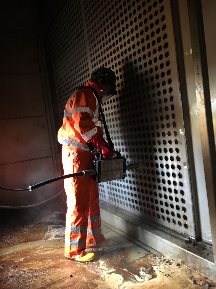 Safety Frist - Ormonde only provides professional and safe heat exchanger cleaning services.