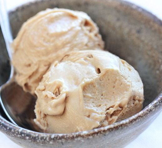 Gingerbread Ice Cream...Need to make with our Vitamix. Cashews or ...