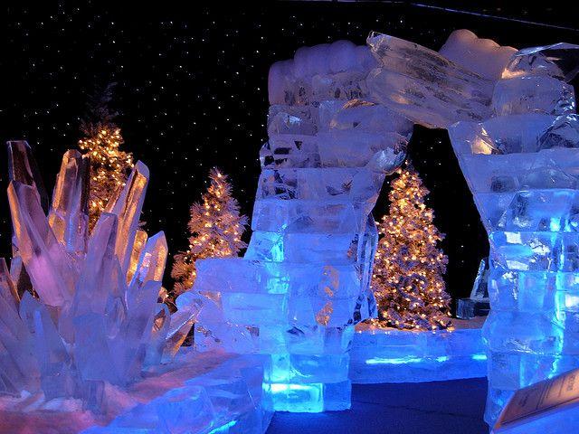 Ice Hotels Around The World Enemy Week Near Disney