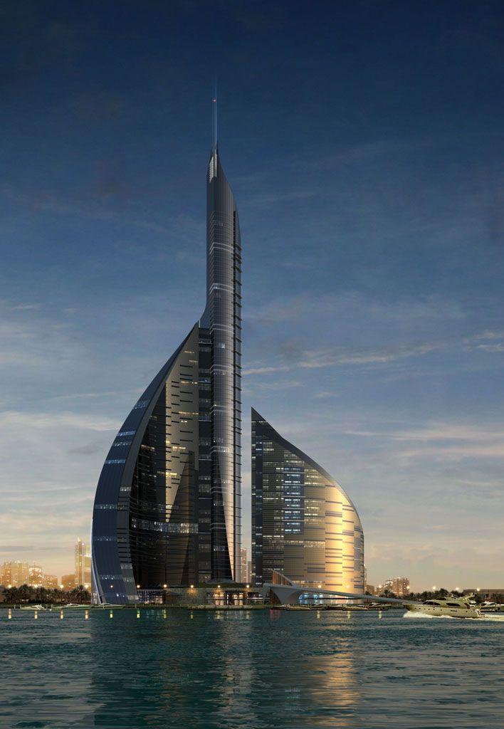 best 25+ dubai tower ideas only on pinterest | dubai architecture