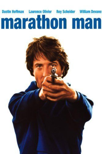 Marathon Man (1976). Starring: Dustin Hoffman. A graduate history student is unwittingly caught in the middle of an international conspiracy involving stolen diamonds, an exiled Nazi war criminal and a rogue government agent.