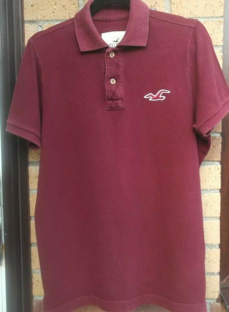 Pin By Sarah Morgan On Designer Clothes Hollister Polo Clothes Design Polo Shirt