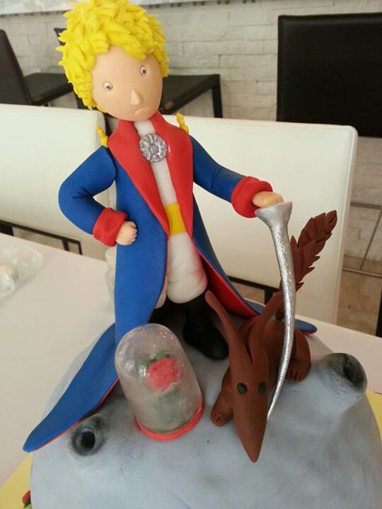 Litle Prince cake by ALL SWEET DESIGNS..