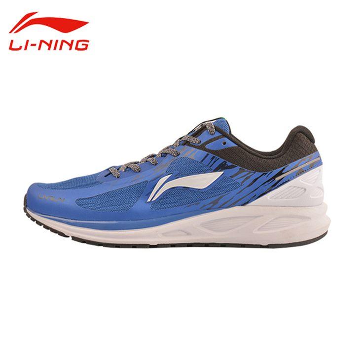 Li-Ning Men's Running Shoes Cushioning Breathable LiNing Light Weight Sneakers Sports Shoes Li Ning ARBM031 #Affiliate