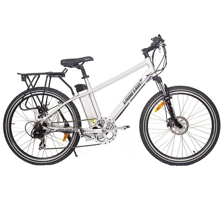 X-Treme Trail Maker 24V Electric Mountain Bike