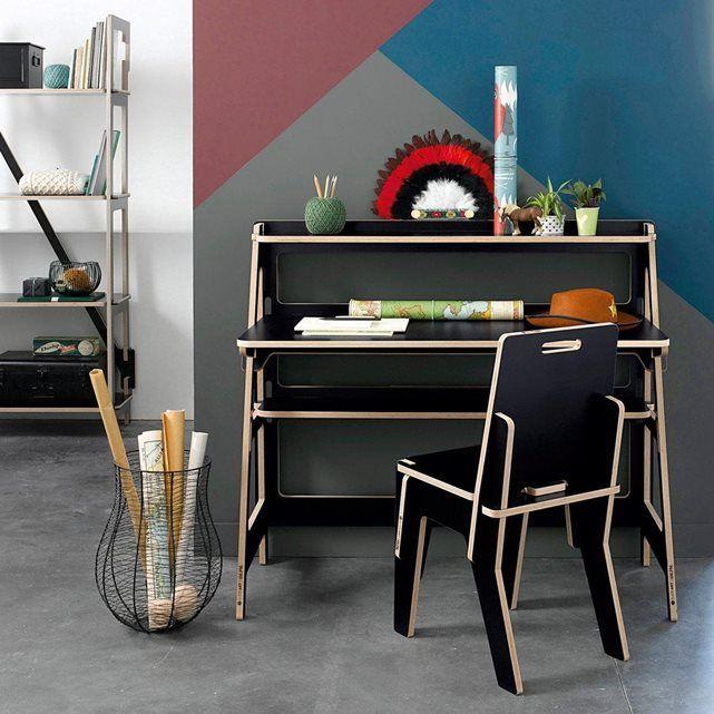 Les 97 meilleures images propos de d co bureau sur pinterest livres avon - Construire un bureau en bois ...