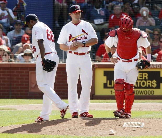 Cards lacking a few puzzle pieces : Stltoday: Cardinals Lag, Louis Cardinals, Cards Lack