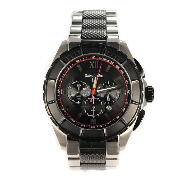 Ρολόι Swiss Golfer ανδρικό, χρονογράφος 4881
