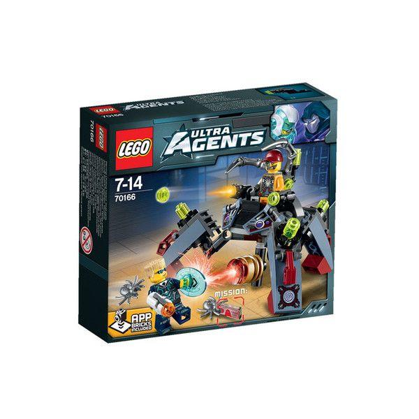 Lego Ultra Agents, Spyclops indtrængning