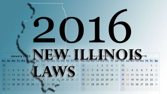 CHICAGO – There are 237 new Illinois laws that go into effect on Jan. 1, 2016. From pets to pumpkin pie, here's the list of new laws going into effect in the New Year: Protecting your pets from the...