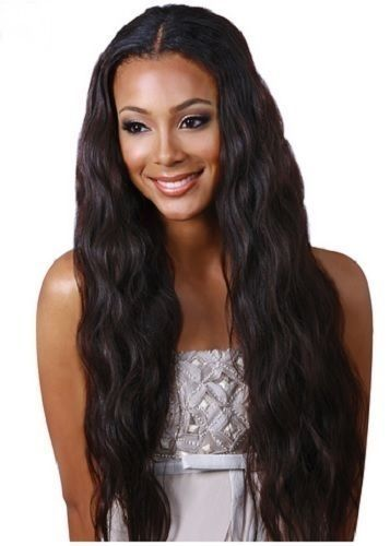 100% Remy HUMAN HAIR UNPROCESSED BRAZILIAN Weave HAIR EXTENSIONS  NATURAL WAVE