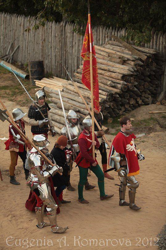 Фото бойцов средневековья