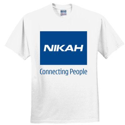 Nikah - Connecting People T-Shirt