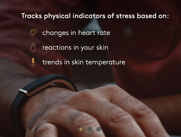 Olive : A Wearable to Manage Stress