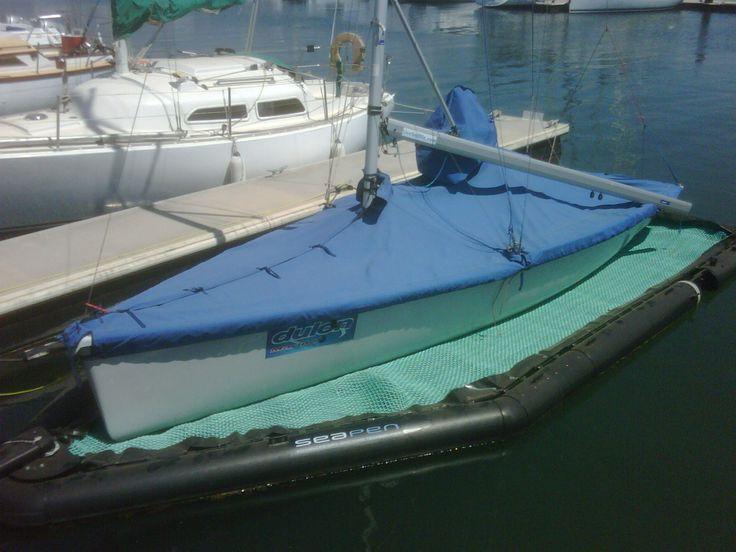 SeaPen for Yachts Gallery | DOCKPRO SeaPen