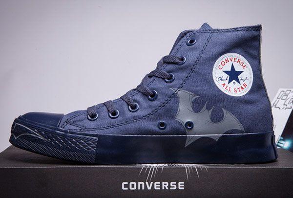 All Blue All Star High Tops Converse Batman Chuck Taylor Shoes [D54106] - $58.00 : Canada Converse, Converse Ofiicial in Ontario