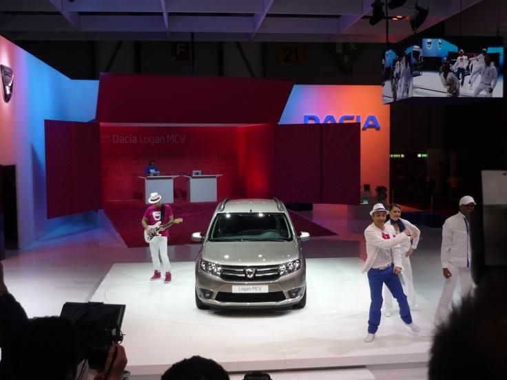 Noua Dacia Logan MCV!