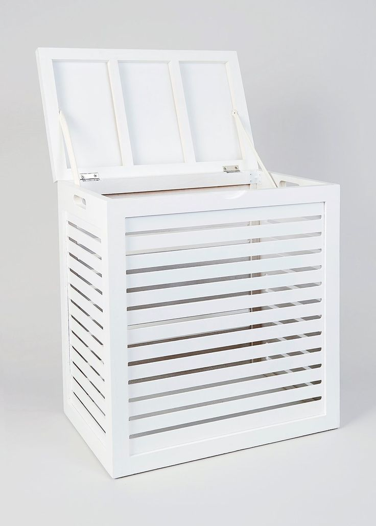 Wooden Slatted Hamper 52cm X 32cm X 57cm Matalan Kids Rooms Pinterest Products And Hampers