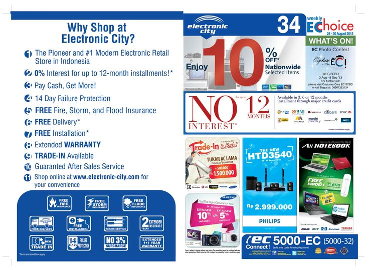 Catalogue Store edisi 34, periode 24-30 August 2013