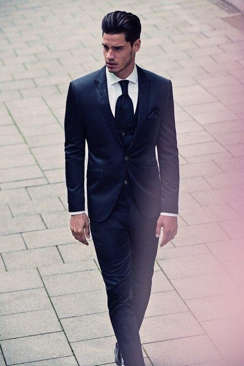 pansky oblek modry svadobny salon valery4