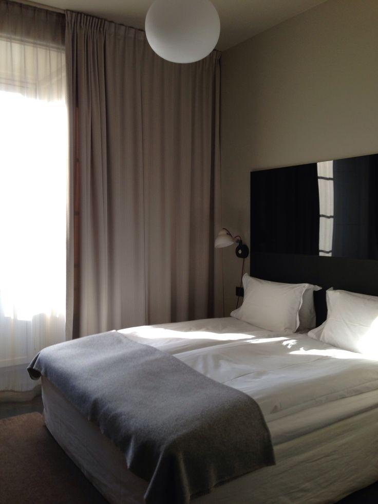 Stockholm - Nobis hotel. Great stay. Scandinavian design.
