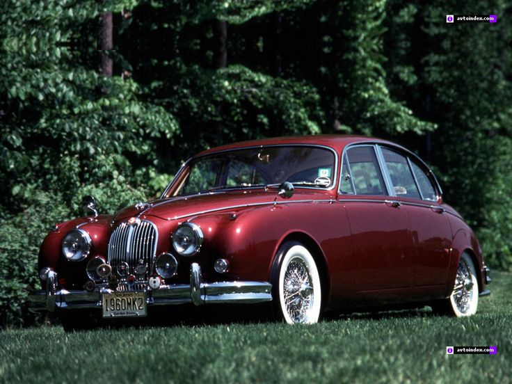 Jaguar  Mark 2 1963 love this!