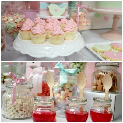 www.ohitsperfect.com.au birdie-party-dessert-table