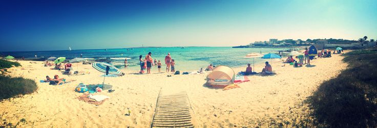 Playa Punta Prima, #Menorca #summer #españa