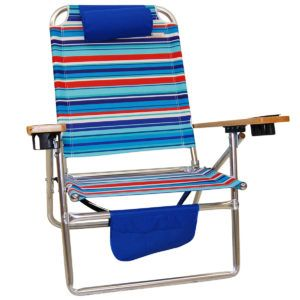 Heavy Duty High Seat Beach Chairs