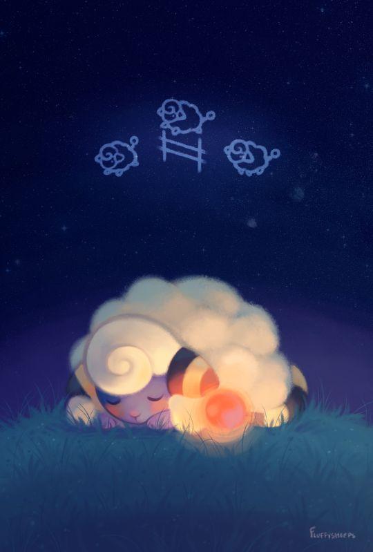 Do Mareeps dream of electric sheep?