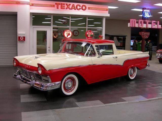 1957 ford ranchero truck