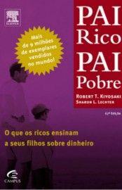 Download Pai Rico, Pai Pobre - Robert T Kiyosaki em ePUB, mobi e PDF