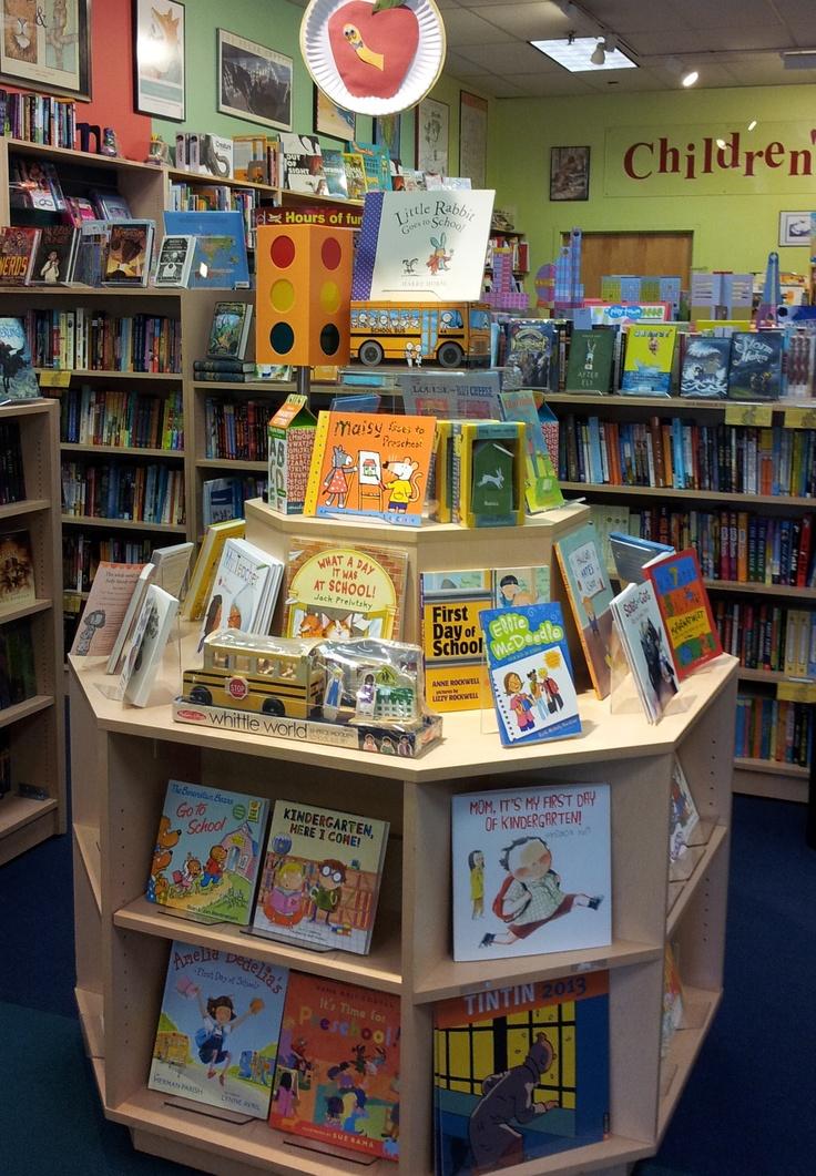 Back to School selections: Books, School Activities, School Organization, School Selections, Literacy, Schools, Kids, Back To School