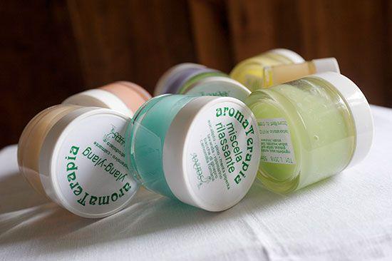 Aromaterapia miscela rilassante, la trovi sul nuovo sito di Antos www.antoscosmesi.it