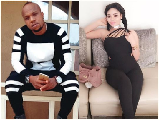This is supposedly a text from actor Charles Okocha's 'wife' warning a lady to stay away from him http://ift.tt/2pCLu26