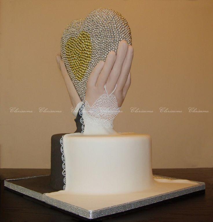 Wedding Cake - Bolo de Noiva
