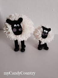 Risultati immagini per pecorella di stoffa