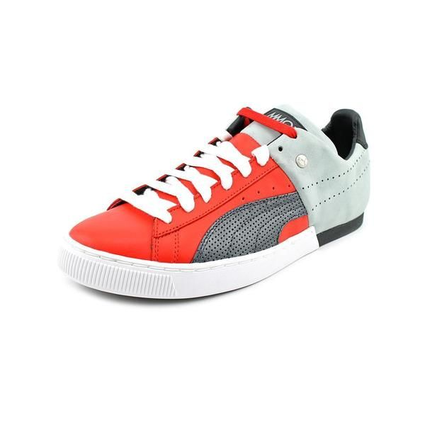 Puma Men's '50/50 PP' Leather Athletic Shoe