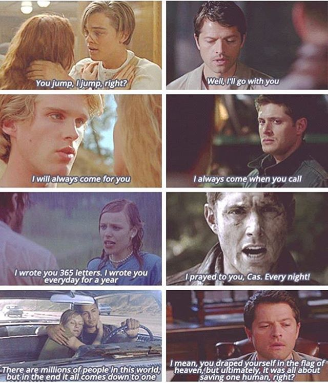 Hopefully no one ever goes through my phone camera roll because there's a bunch of smutty Destiel and Wincest photos  ____ [ #Destiel #deanwinchester #castiel ] hahah