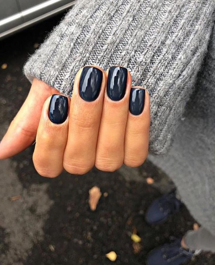 Polished Nails…