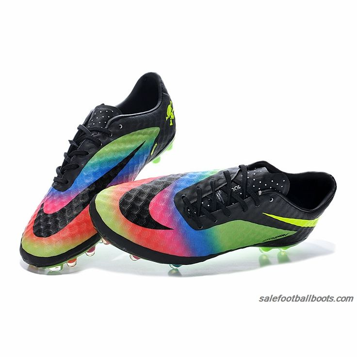 2015 New Get Nike Hypervenom Phantom Premium FG Green Blue Red Black $63.99  · Nike Football BootsSoccer ...