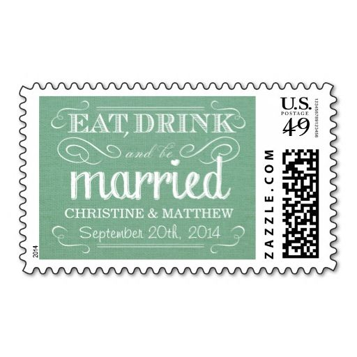 292 best Summer Wedding Postage Stamps images on Pinterest - stamp template