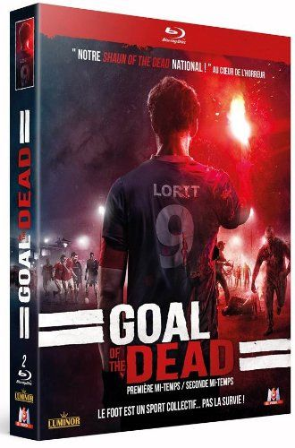 Amazon.fr - Goal of the Dead [Blu-ray] - Alban Lenoir, Charlie Bruneau, Ahmed Sylla, Patrick Ligardes, Bruno Salomone, Tiphaine Daviot, Alexandre Philip, Benjamin Rocher, Thierry Poiraud : DVD & Blu-ray