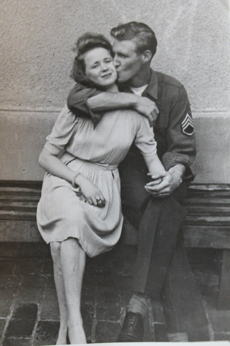 vintage couple pictures
