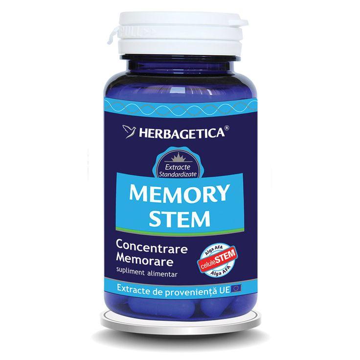 Sustine productia normala de Celule Stem adulte, sustine concentrarea si memorarea, contribuie la gestionarea normala a stresului psihologic