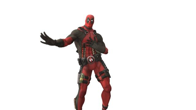 Had a lot of fun animating this sequence of dance moves with the great Deadpool rig by Kiel Figgins. Hope you enjoy it!